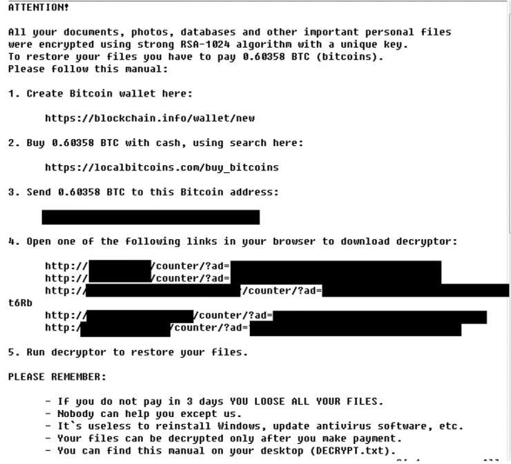 Virus Bulletin :: VB2016 paper: Great crypto failures