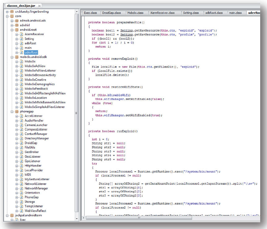 Virus Bulletin :: DroidDream mobile malware