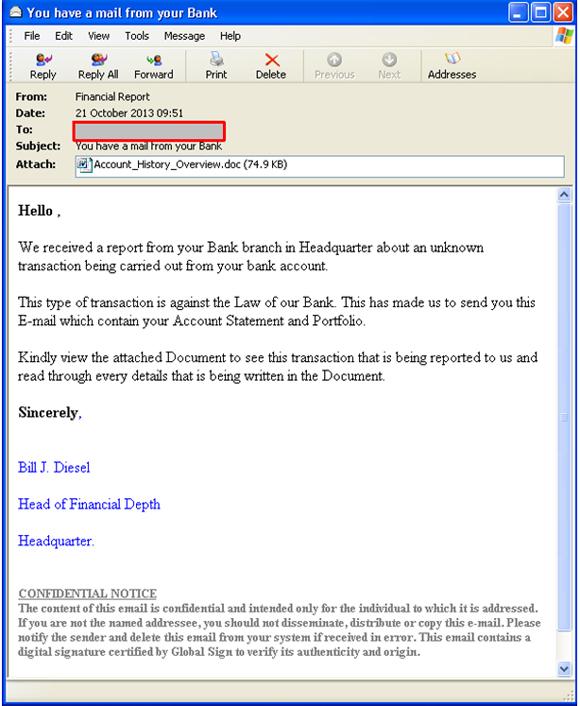 Virus Bulletin :: Back to VBA