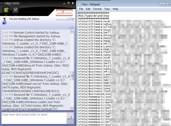 Virus Bulletin :: VB2014 paper: Tech Support Scams 2 0: An inside