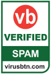 VB Spam Logo