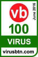 Virus Bulletin testing windows server 2012