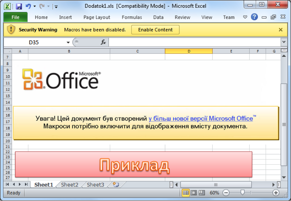 Virus Bulletin :: Malware likely cause of power cut in Ukraine