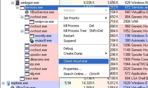 Virus Bulletin :: VirusTotal support integrated into new version of